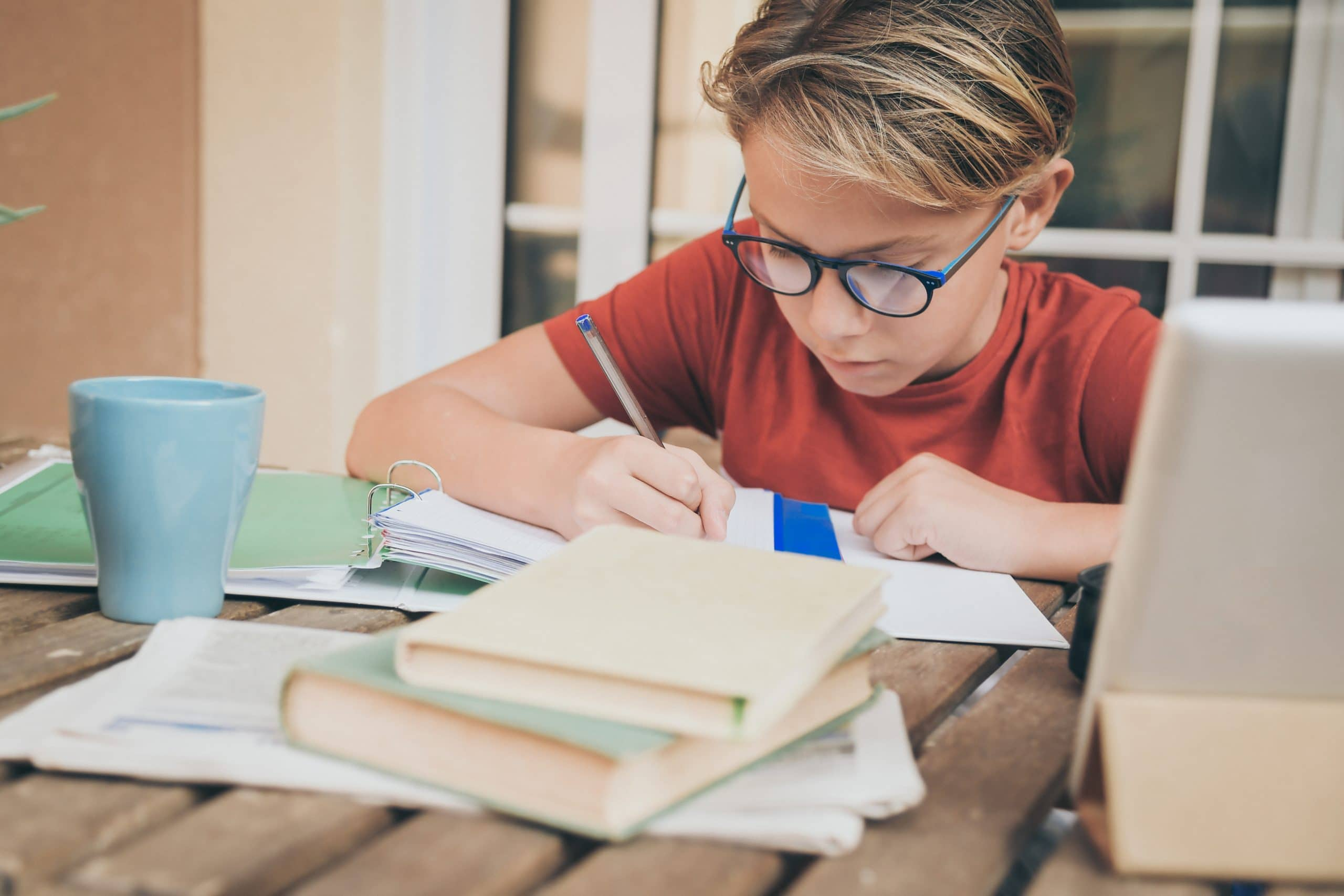 Read more about the article Developing Writing and Spelling at Home
